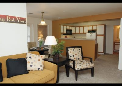 model-apartment